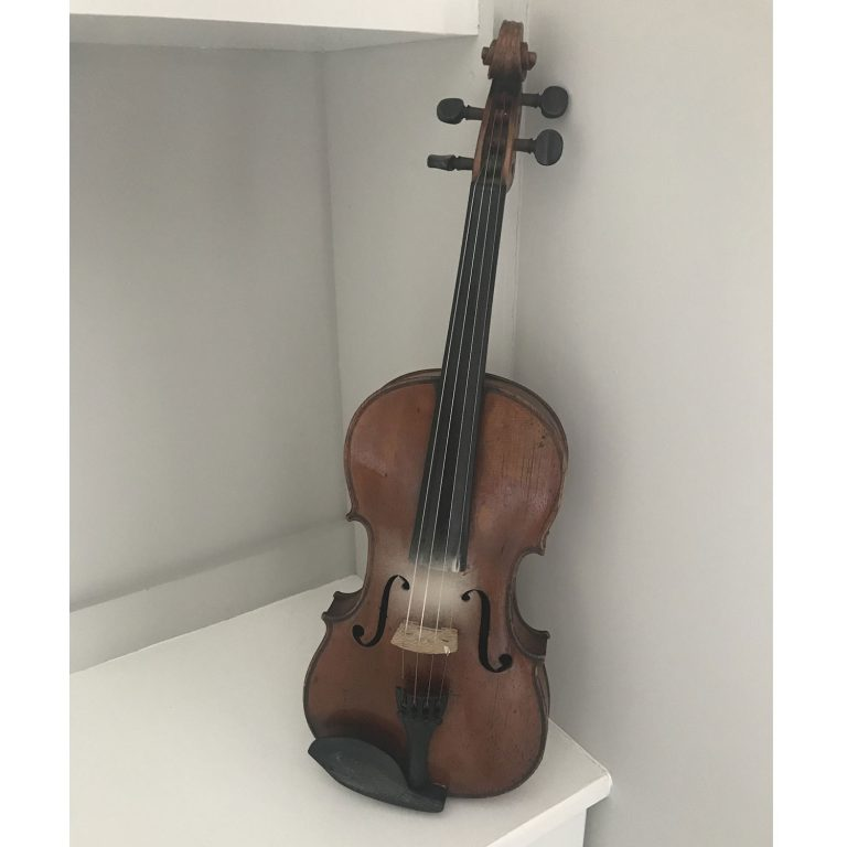 Chappuy Fiddle