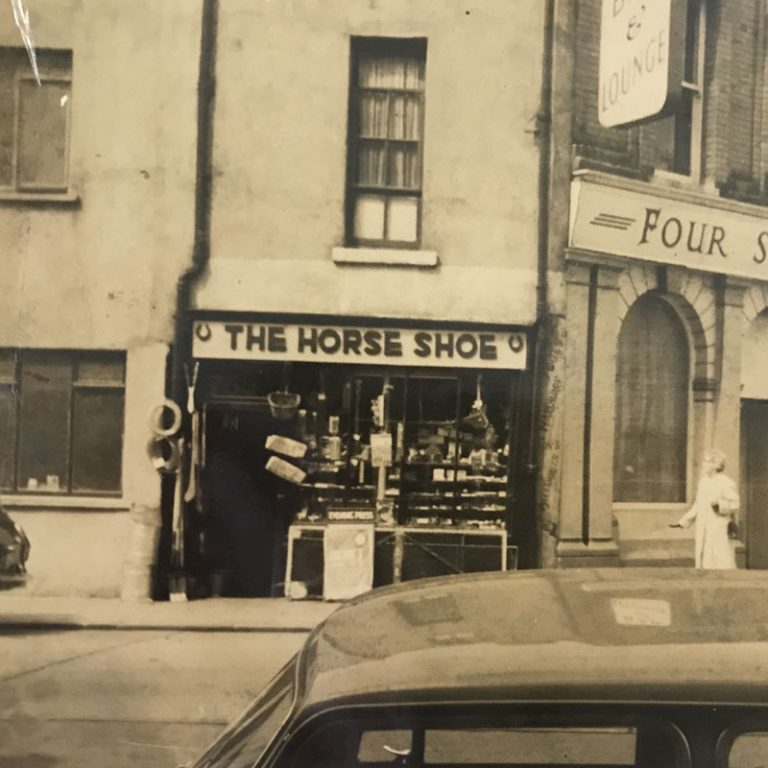 The Horse Shoe Shop
